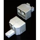 Телефонный адаптер - разветвитель 2 гнезда 6p4c + джек 6p4c