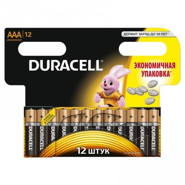 DURACELL LR03/MN2400 12BP оптом