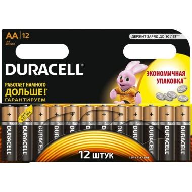 DURACELL LR6/MN1500 12BP оптом