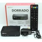 Эфирный ресивер DORRADO DVB-T2(пластик, дисплей, кнопки)