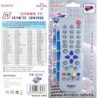 PHILIPS universal RM-022C(корпус типа RC2835)