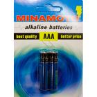 MINAMOTO Alkaline LR03, 2 шт.