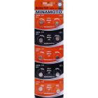 MINAMOTO LR626/377/AG4 10BP, 10 шт.