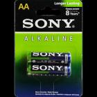 SONY Alkaline LR6 2BP, 2 шт.