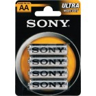 SONY New Ultra R6, 4 шт.
