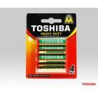 TOSHIBA Heavy Duty R6KG, 4 шт.
