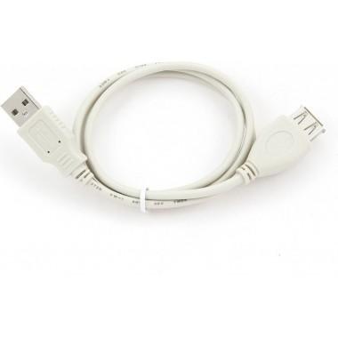 Кабель удлинитель USB 2.0 AM/АF 0,75 м [1/300] оптом