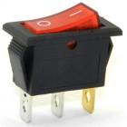 Клавиша  средняя 3 конт.   XW-604EA1 BRA6C красная  h=21мм [100 !], XW-604EA1 BRA6C