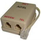 Сплитер ADSL двойной с кабелем