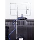 Комплект креплений антенны для плоского ТВ АРА-038