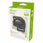 Зарядное устройство Ritmix RM-001,220V->USB 5V,1А