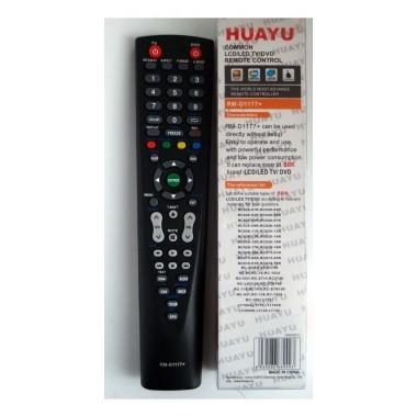 BBK universal RM-D1177(корпус типа LEM100) подходит к ЛЮБЫМ BBK TV/DVD/AUX оптом