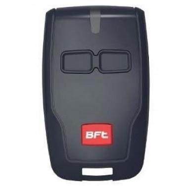 BFT MITTO 2 NEW BRCB02 2 кнопки, 2-х канальный черный 433 Mhz оптом