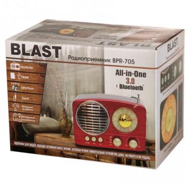 Радиоприемник BLAST BPR-705 Red оптом