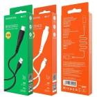 Кабель Borofone BX37 USB (m)-Type-C (m) 1.0м 3.0A силикон