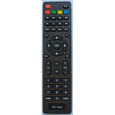 D-COLOR DC1502HD DVB-T2 оптом