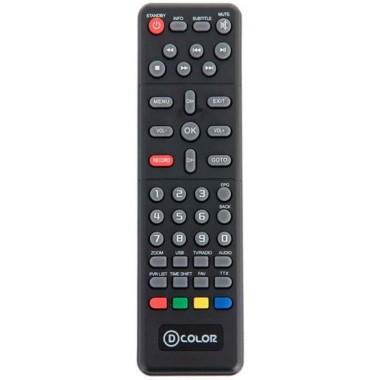 D-COLOR DC802HD DVB-T2  оптом