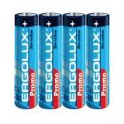 Батарейка Ergolux R 03 SR4 PROMO