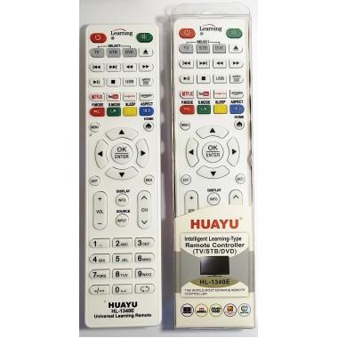 HUAYU HL-1340E обучаемый универсальный на 3 устройства,инструкция на русском языке оптом