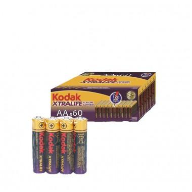 Батарейка Kodak LR-6-60 XTRALIFE 4SP оптом