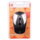 Мышь беспроводная Defender Datum MM-285 черный,3 кнопки,1600 dpi