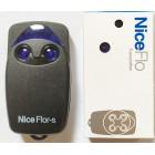 Nice FLO2R-S 2 кнопки, 2-х канальный черный 433 Mhz original