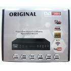 Эфирный ресивер HDOpenbox/ORIGINAL NEW DVB-T/T2 (DVB T2) (DVB C) (DVB IPTV)(металл, дисплей, кнопки)