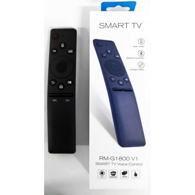 SAMSUNG universal Smart TV RM-G1800 V1(корп.типа BN59-01274A) ,с голосовым управлением на модели с 2018 г. LCD оптом