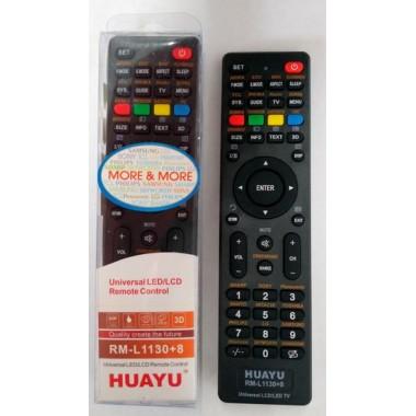 RM-L1130+8 универсальный пульт для LCD TV(корпус типа MYSTERY MTV-2622LW) оптом