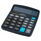 Калькулятор Perfeo SDC-838B, 12-разр., черный