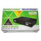 Эфирный ресивер World Vision WV T65M