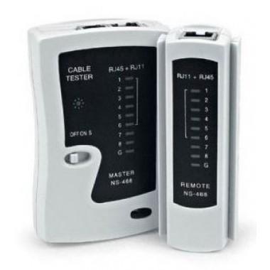 Тестер кабеля (LAN,телефон) HY- 468CT,Польша оптом