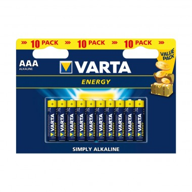 Батарейка VARTA ENERGY LR03 BL-10 оптом