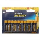 Батарейка VARTA ENERGY LR6 BL-10