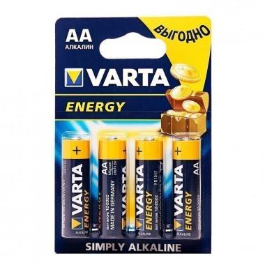 Батарейка VARTA ENERGY LR6 BL-4 оптом