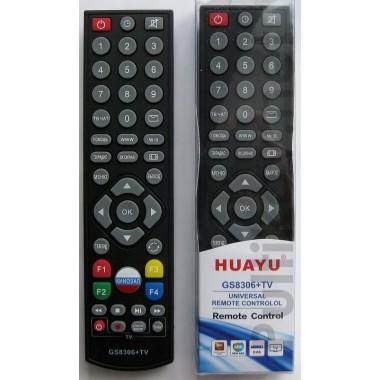 DRE TRICOLOR GS8306+TV универсальный  оптом