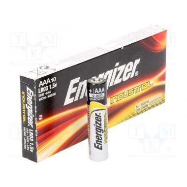 Energizer LR03 Industrial 10BP оптом