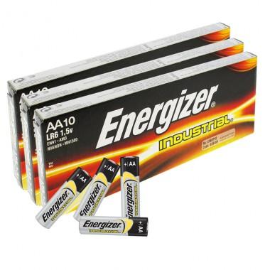 Energizer LR6 Industrial 10BP оптом
