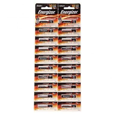 Energizer LR03 Power отрывной оптом