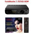 GoldMaster T-707HDi DVB-T2 new