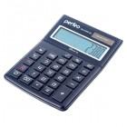 Калькулятор Perfeo GS-2380-BL, 12-разр., синий