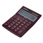 Калькулятор Perfeo GS-2380-R, 12-разр., красный