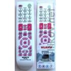HUAYU HR-790 (корпус типа SAMSUNG BN59-00865A) white универсальный пульт для LCD ТВ (IC)