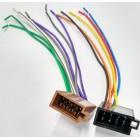 ISO гнездо для автомагнитол,акустика и питание