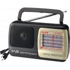 Радиоприемник *KIPO KB-408AC 2*R20 (не в компл.), 220V