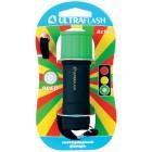 Фонарь Ultraflash LED15001-C (3xR03 светофор, зеленый с черным, 9 LED, пластик, блистер)