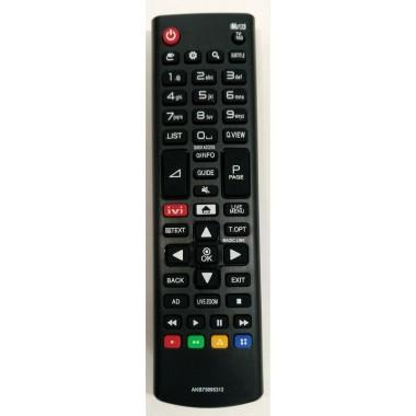 "LG AKB75095312 с кнопкой "" ivi "" LCD   оптом"