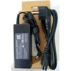 Блок питания для ноутбука ASUS/TOSHIBA/LENOVO 19V 65W 3.42A,штекер 5.5х2.5 мм