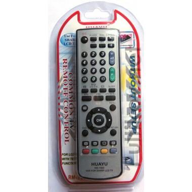 SHARP universal RM-758G(корпус типа GA574WJSA) LCD на блистере(IC) оптом