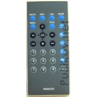 DVD mini(портативный) RM-6005 MUSTEK оптом